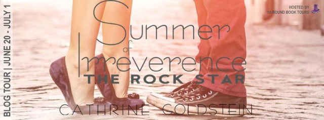 Summer of Irreverence tour banner