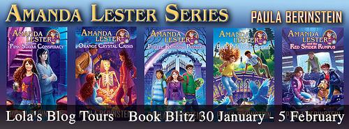 Amanda Lester Series banner