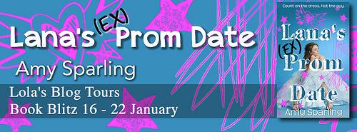 Lana's Ex Prom Date banner