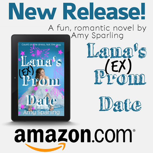 New Release Graphic Lana's Ex Prom Date