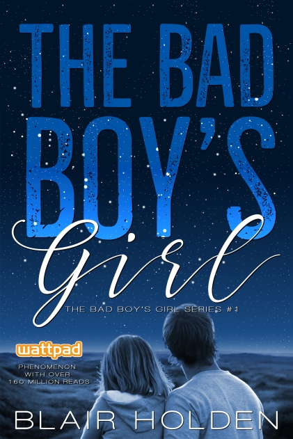 The Bad Boy's Girl cover