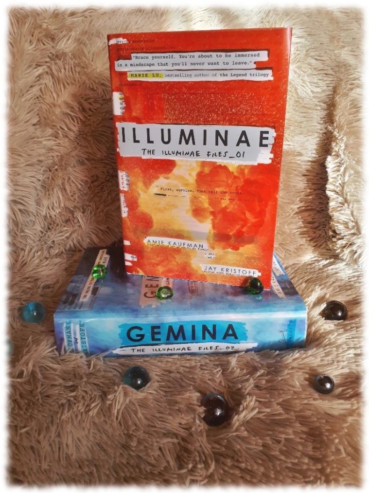 Illuminae 1 and 2