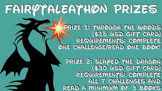 Fairytaleathon prizes