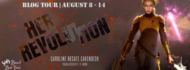 Her Revolution tour banner