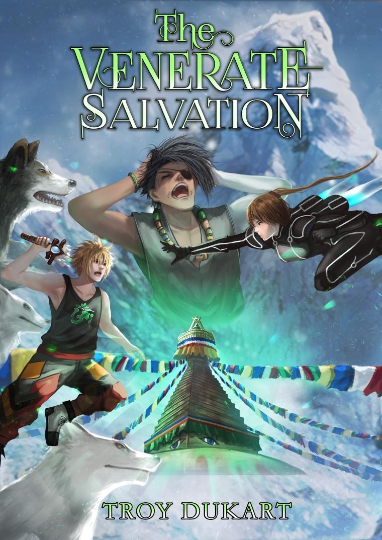 TheVenerateSalvation_Book Cover