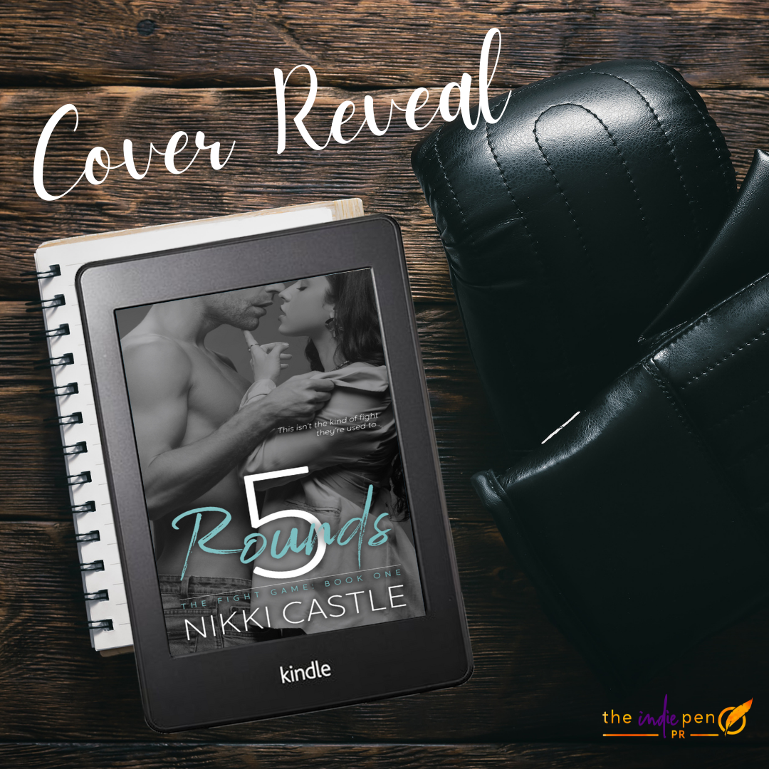 Cover Reveal Flat